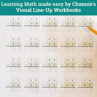free math workbooks