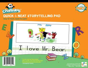 Quick & neat storytelling pad