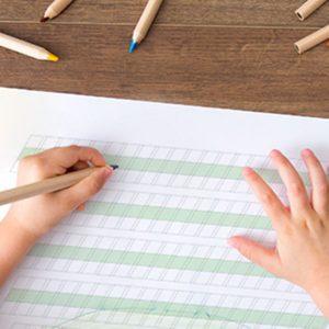 Handwriting skills