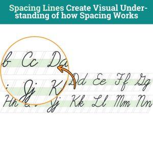 spacing worksheets
