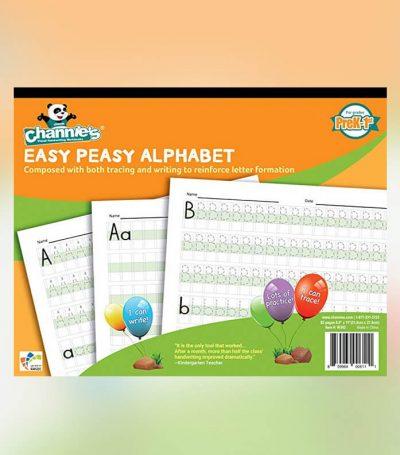 Easy peasy alphabet