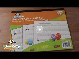 W302 – Easy Peasy Alphabet